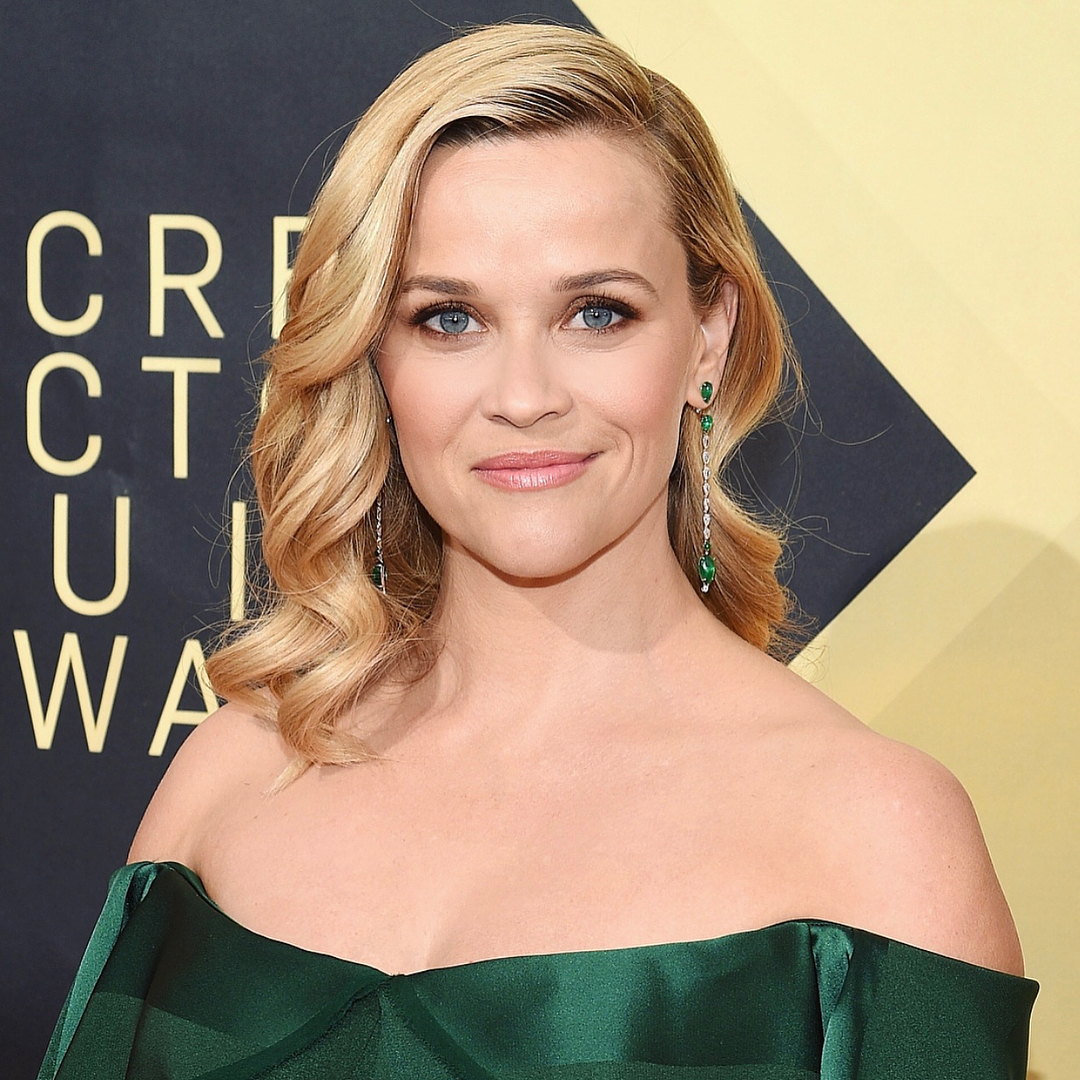 SAG Awards Beauty Reese Witherspoon