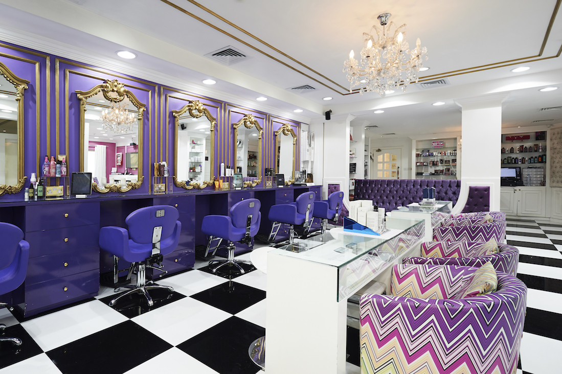 The Dollhouse Balayage Dubai