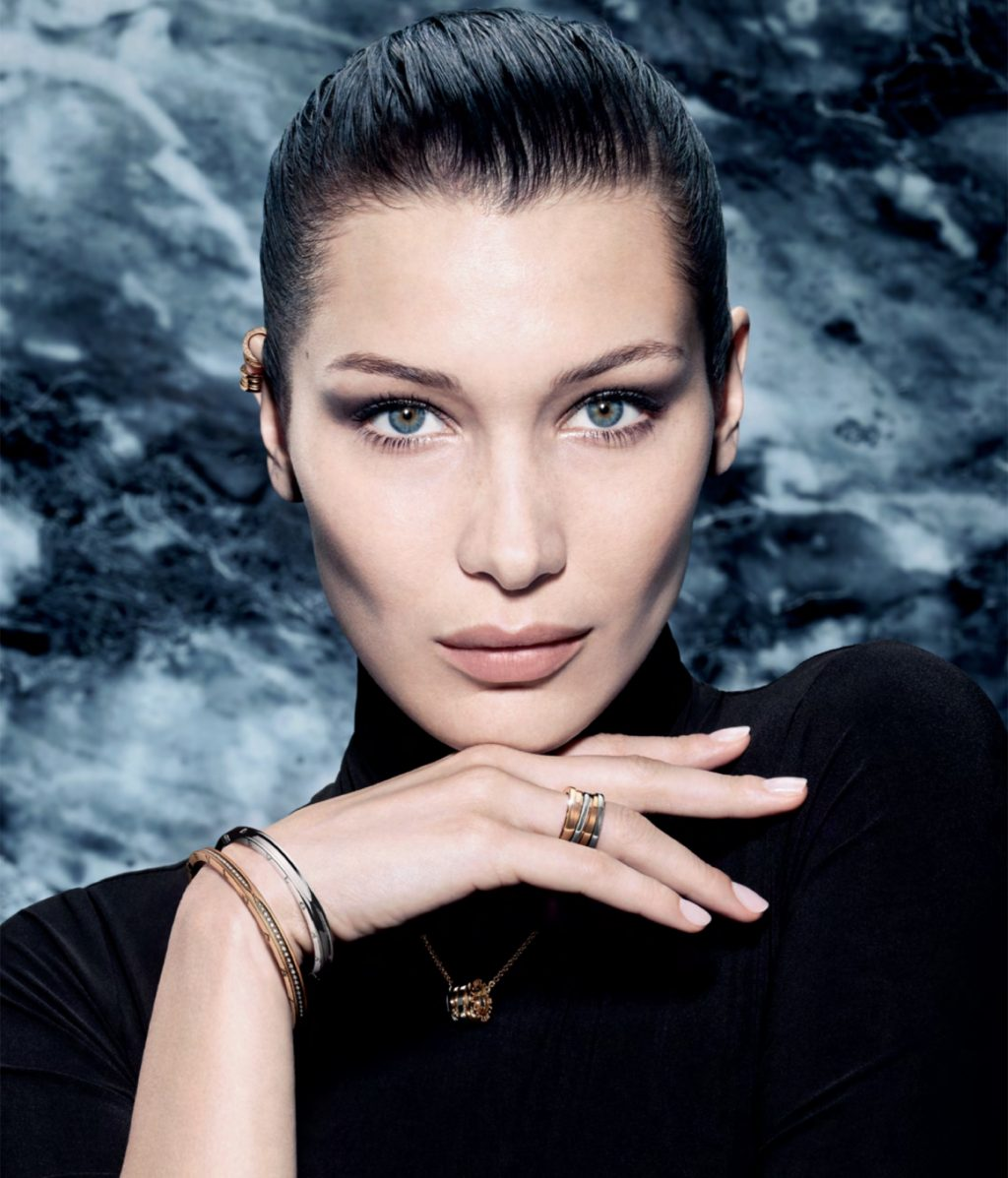 Bulgari Jewelry Is Always a Good Idea — Just Ask Bella Hadid