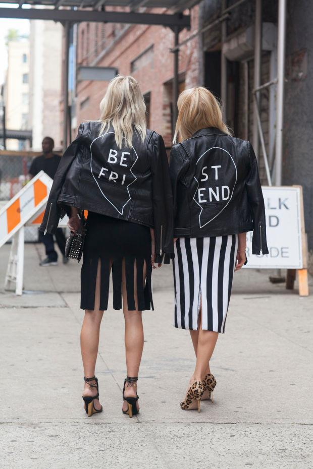 Best Friend jacket