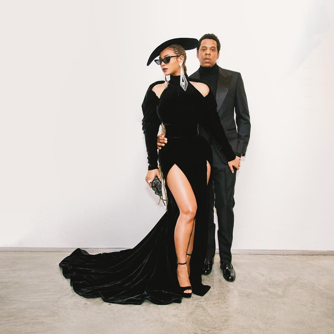Beyonce and Jay-z celebrity couple style ideas