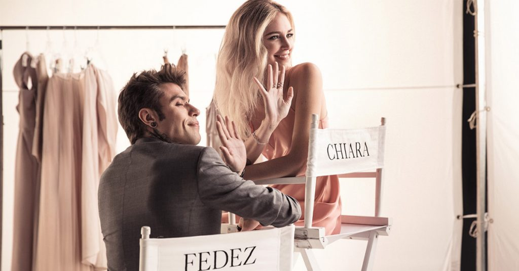Fedez and Chiara Ferragni Prove That Love Conquers All