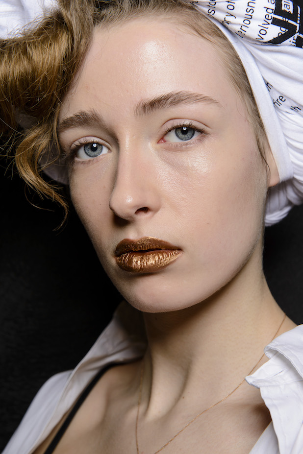 Fashion East AW18 LFW Beauty