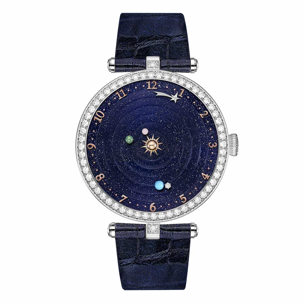 Van Cleef & Arpels Blends Horoscopes with Horology