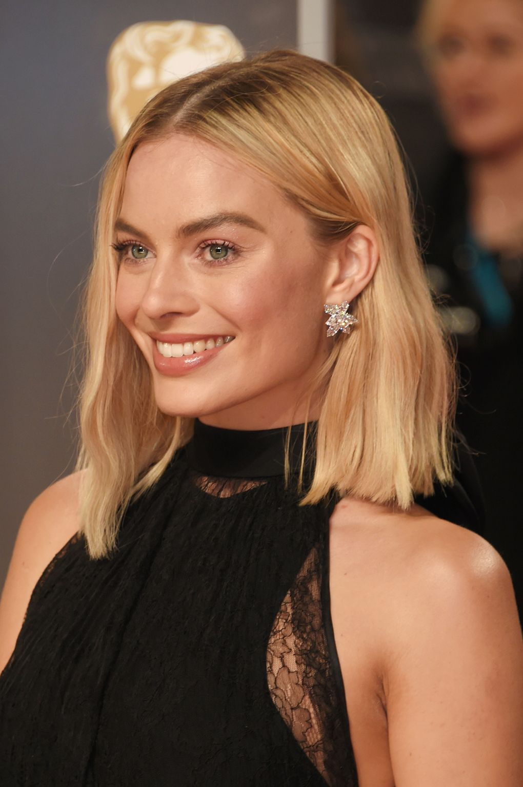 Margot Robbie BAFTAs 2018 Beauty