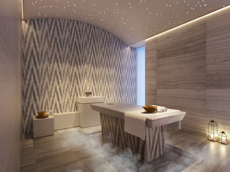 Six Senses Spa Dubai Taste Suite