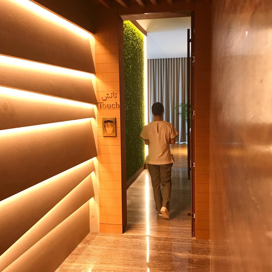 Six Senses Spa Dubai Touch Room