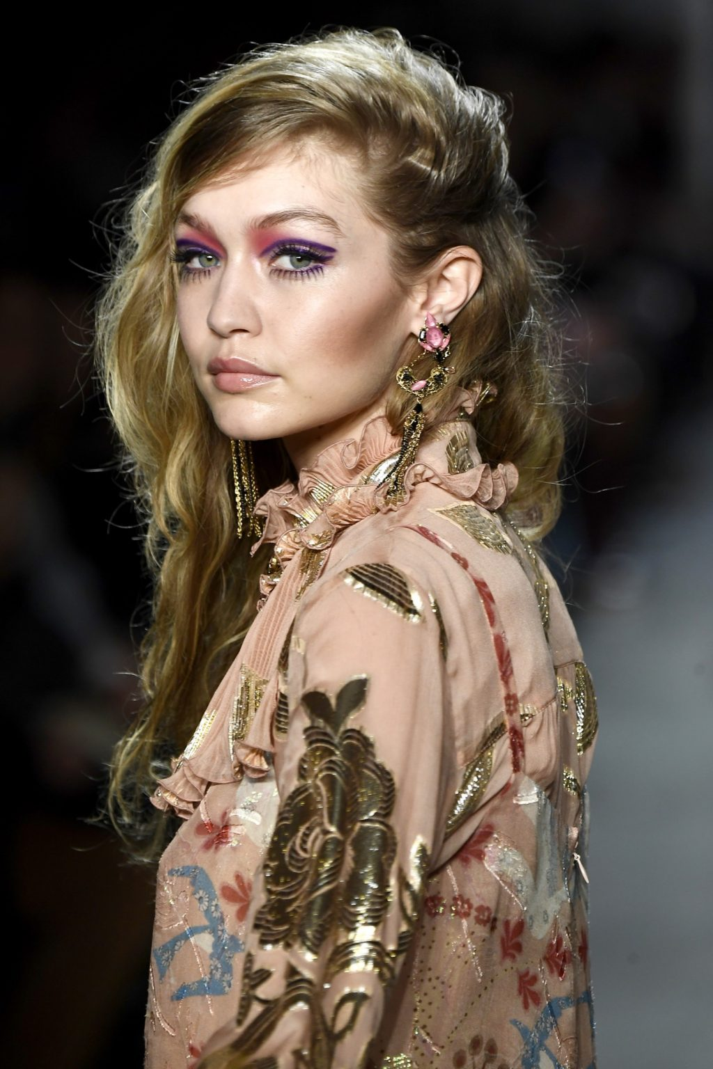 The NYFW Beauty Trend That Will (Literally) Brighten up Your Day