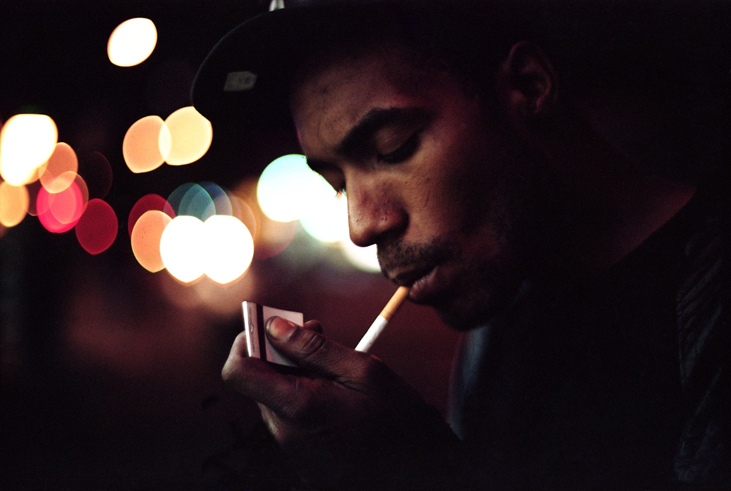khalik allah photography man smoking