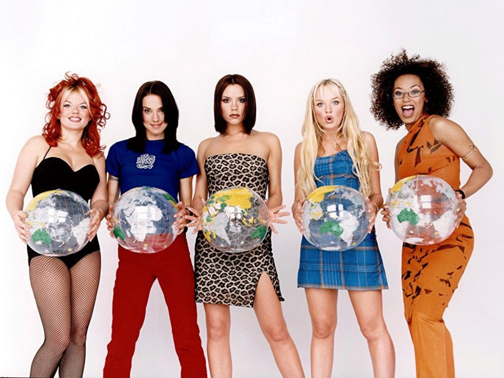 What We Think the Spice Girls Should Wear on Tour