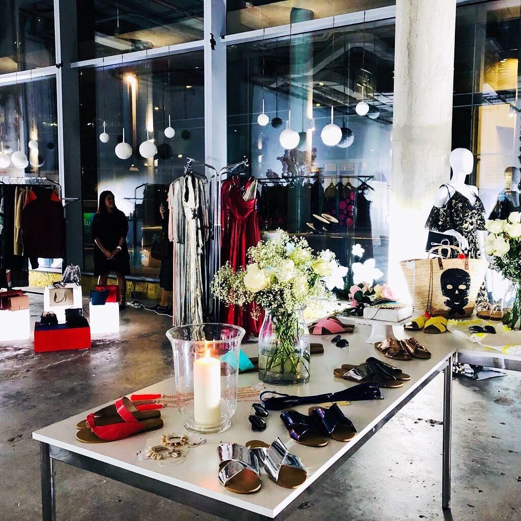 the amanqi edit fashion popup dubai