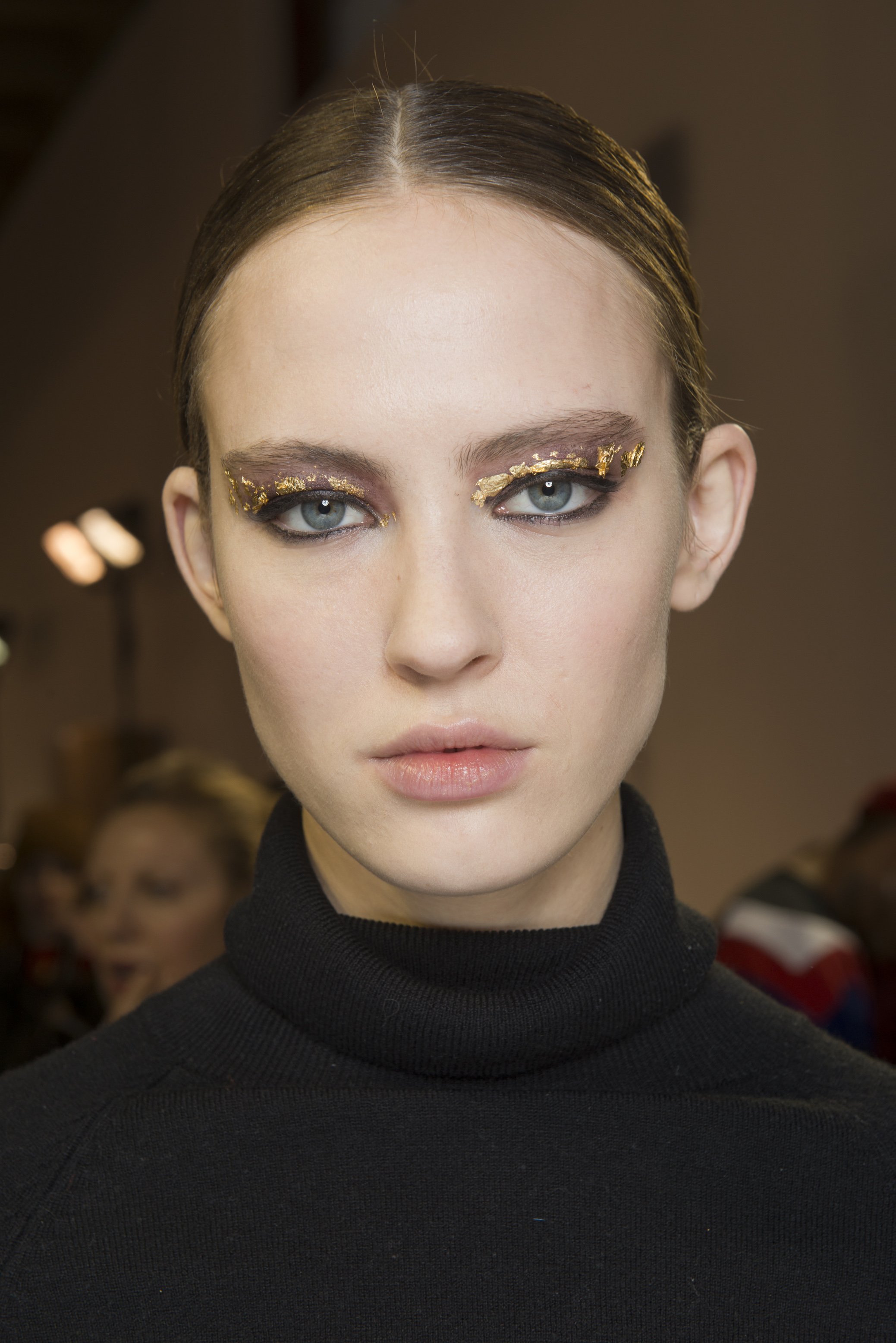 Akris AW18 PFW Beauty