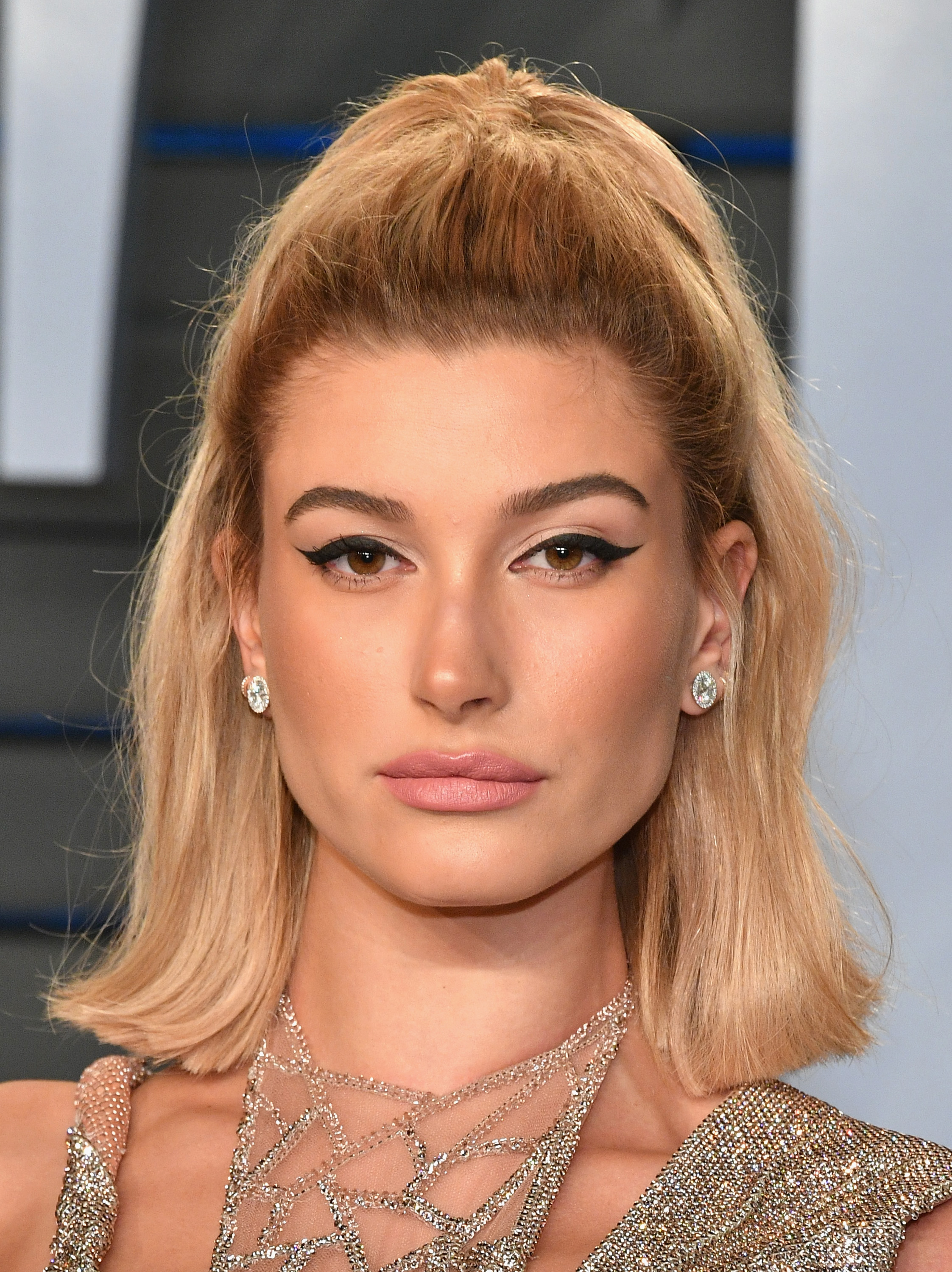 Hailey Baldwin beauty