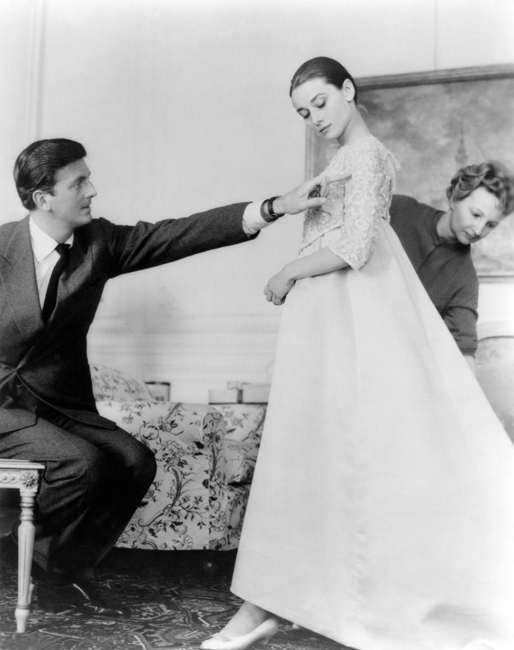 Remembering Fashion's Most Enduring Visionary, Hubert de Givenchy