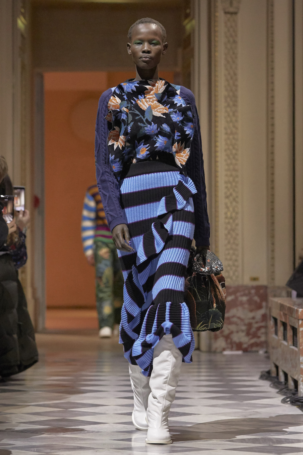 At Kenzo, a Longtime Art Influence Is Brought to Light