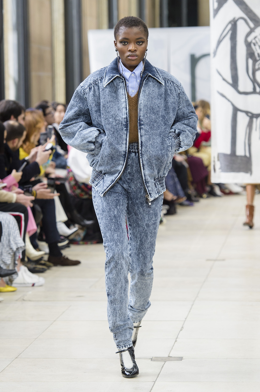 ca4bfc5e26 The 80s Are Making a Comeback at Miu Miu, Whether You Like It or Not