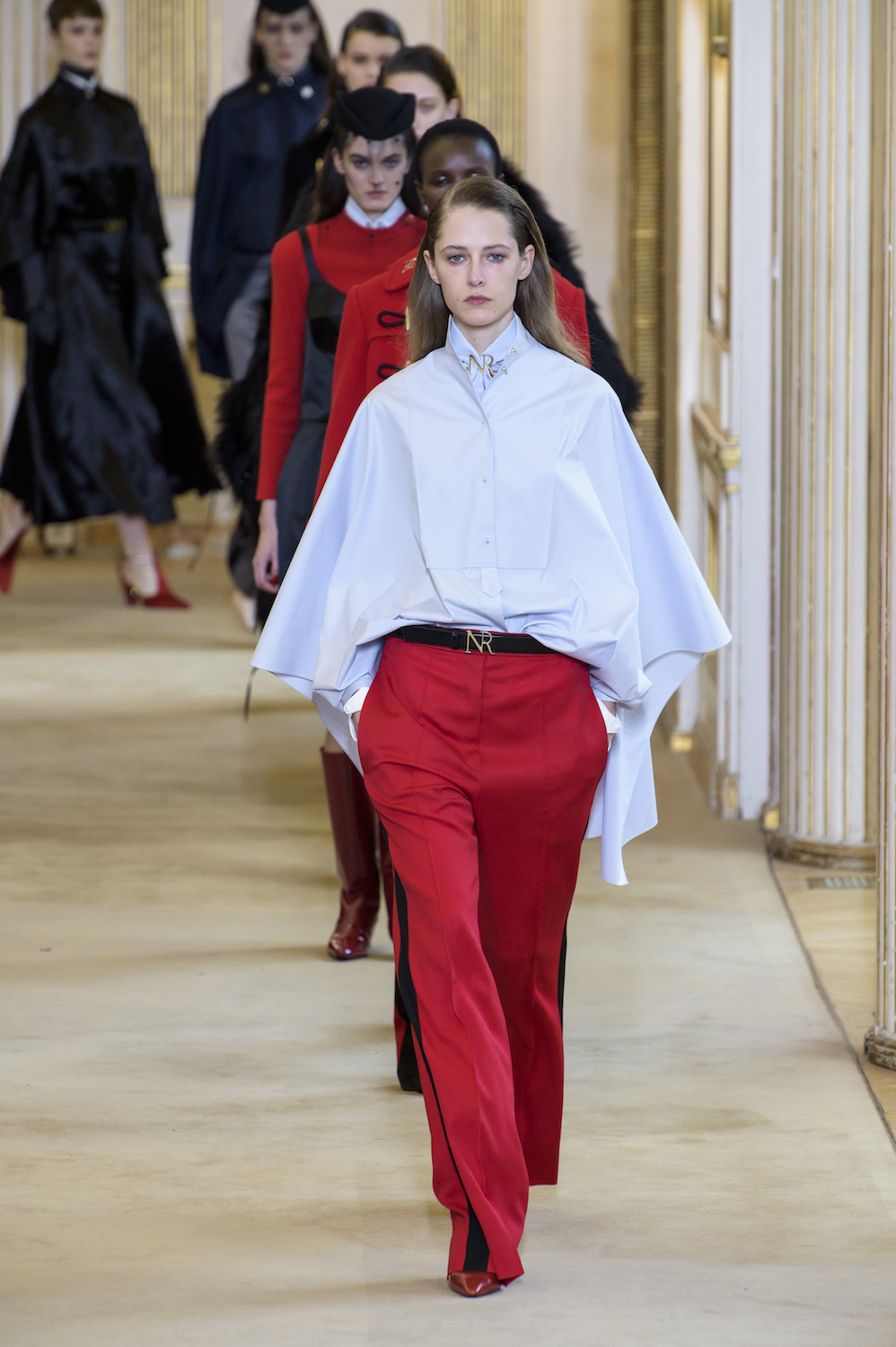Rumors at Nina Ricci Prompt Questions Regarding the Brand's Future