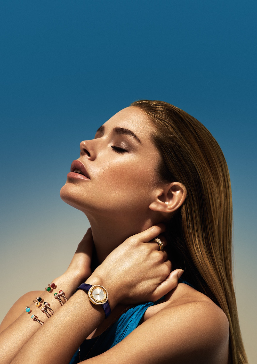 Piaget Possession Campaign
