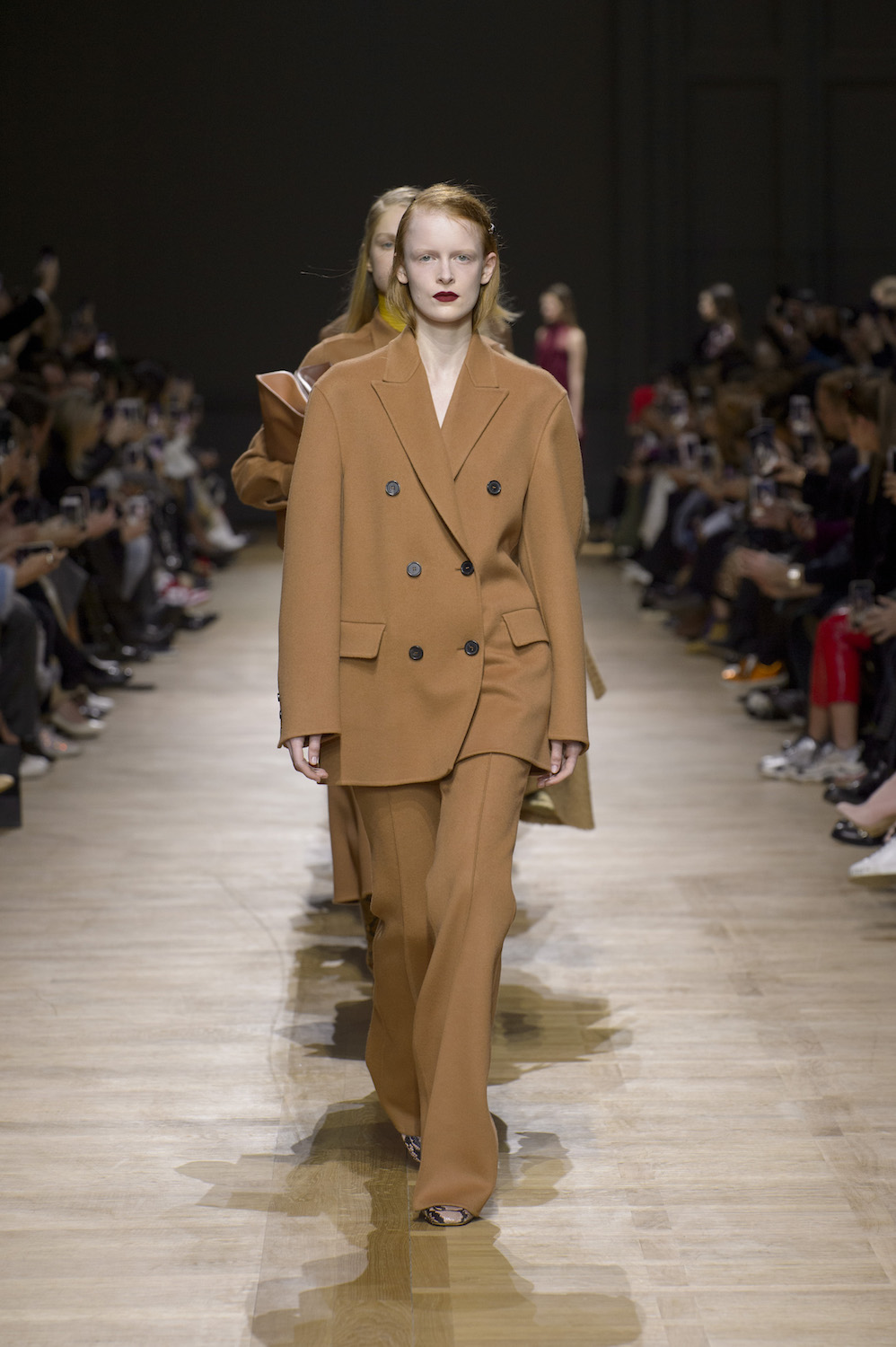 Rochas Does Daywear (Finally) with a Deeply Romantic Twist