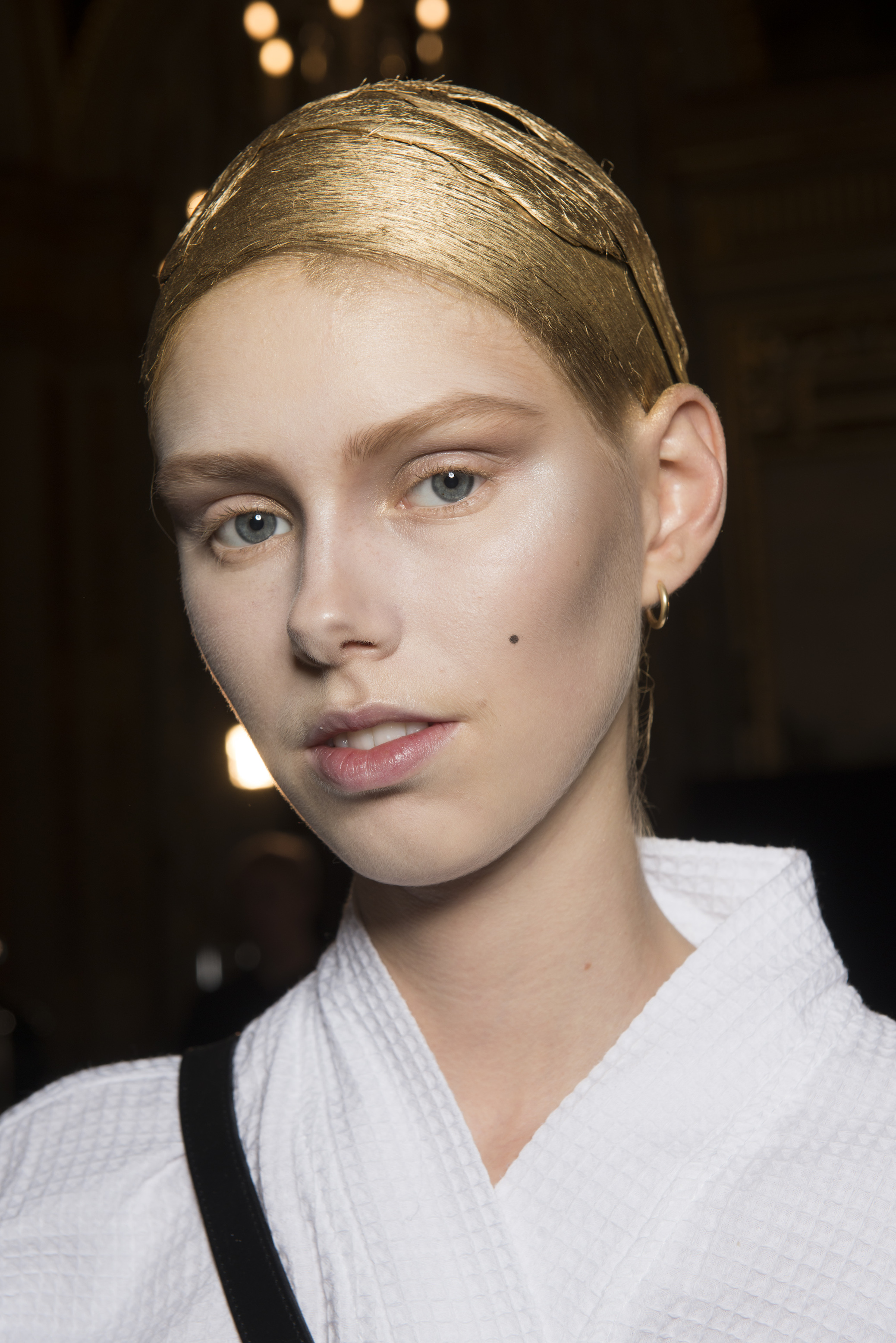 Thom Browne AW18 PFW Beauty