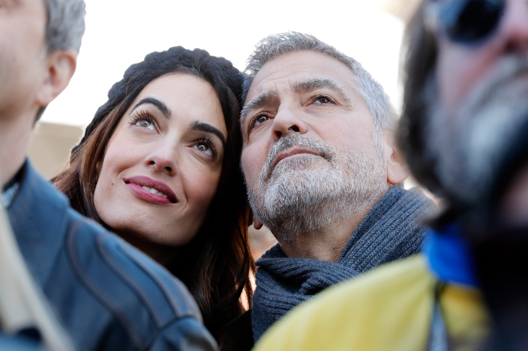 george amal clooney march for our lives
