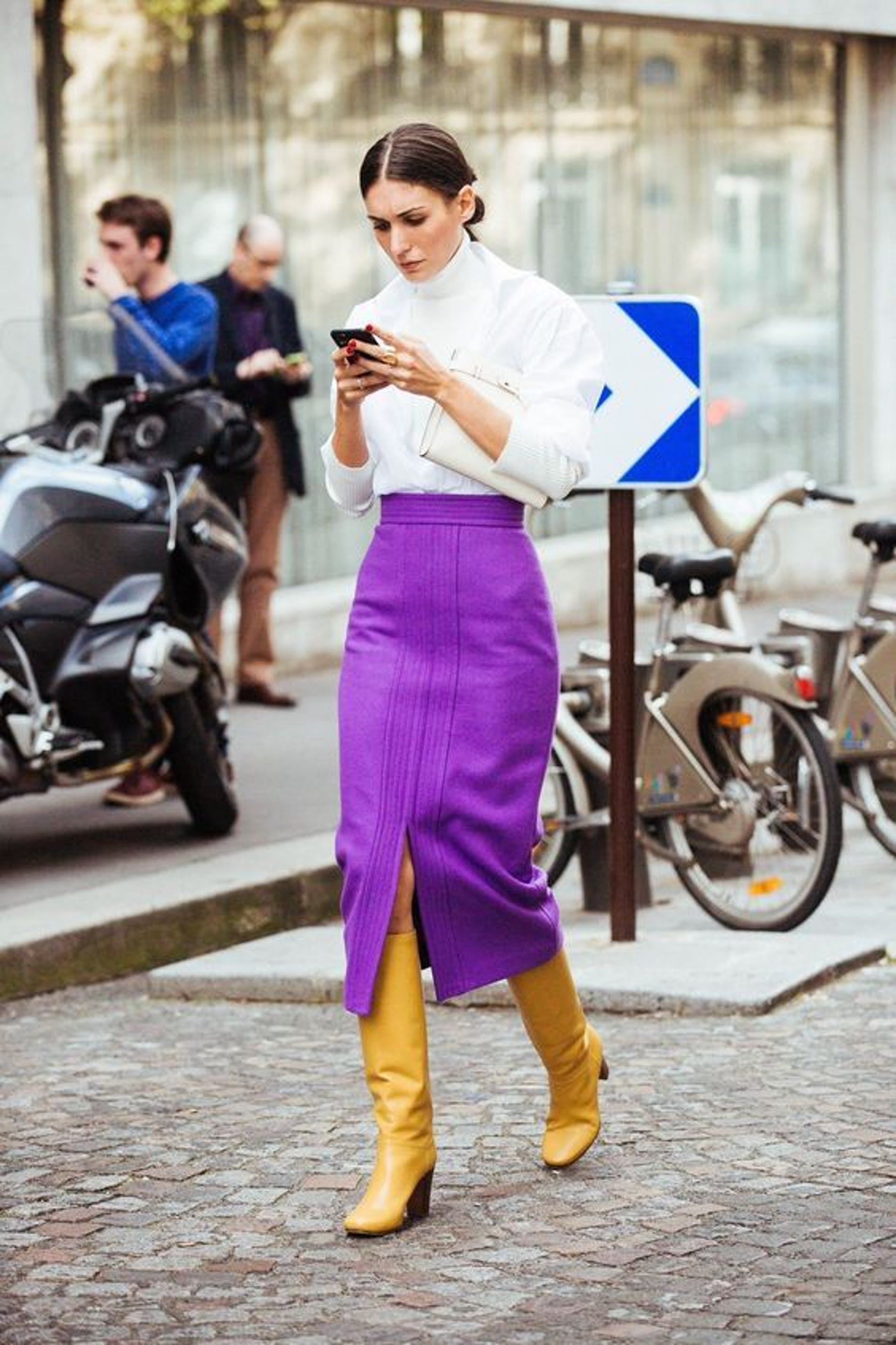social media influencers street style
