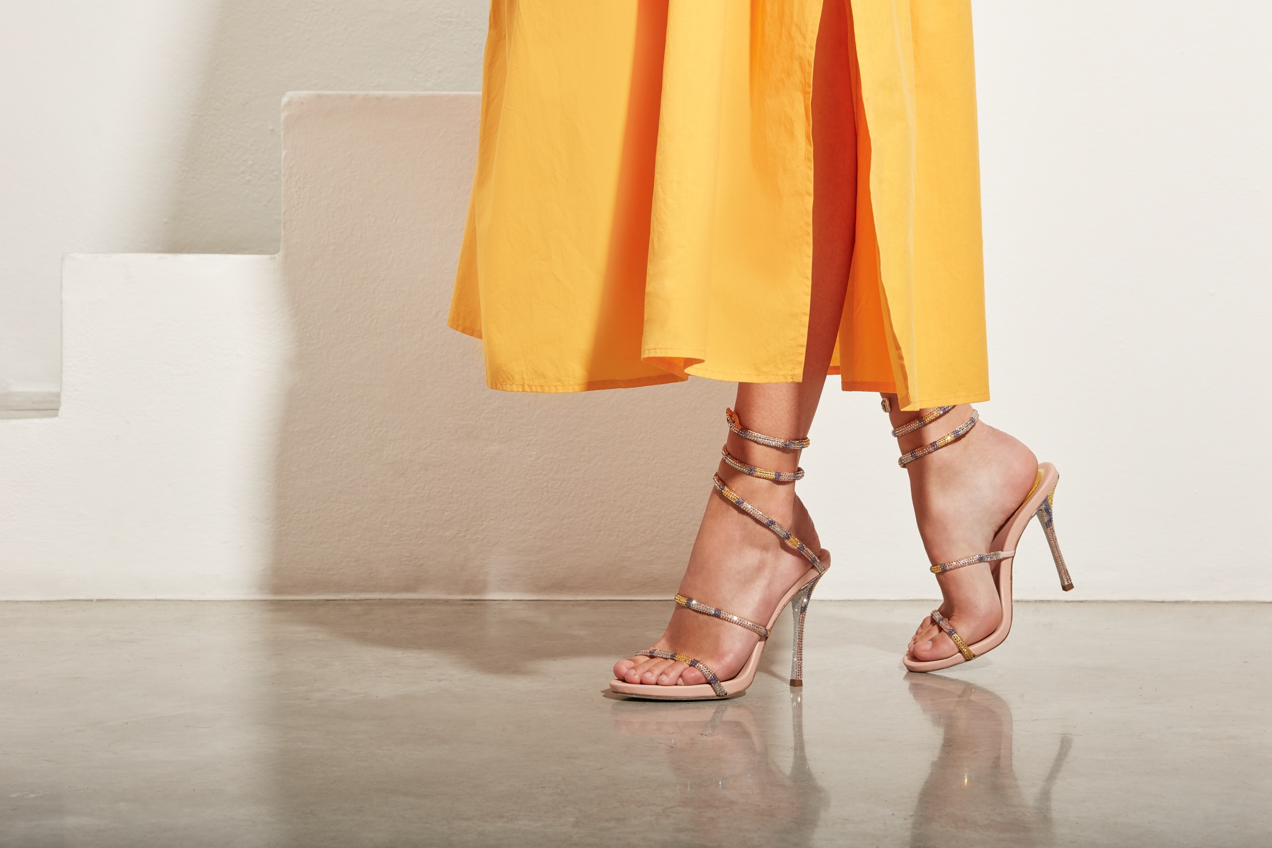 Rene Caovilla Spring/Summer 2018 shoes