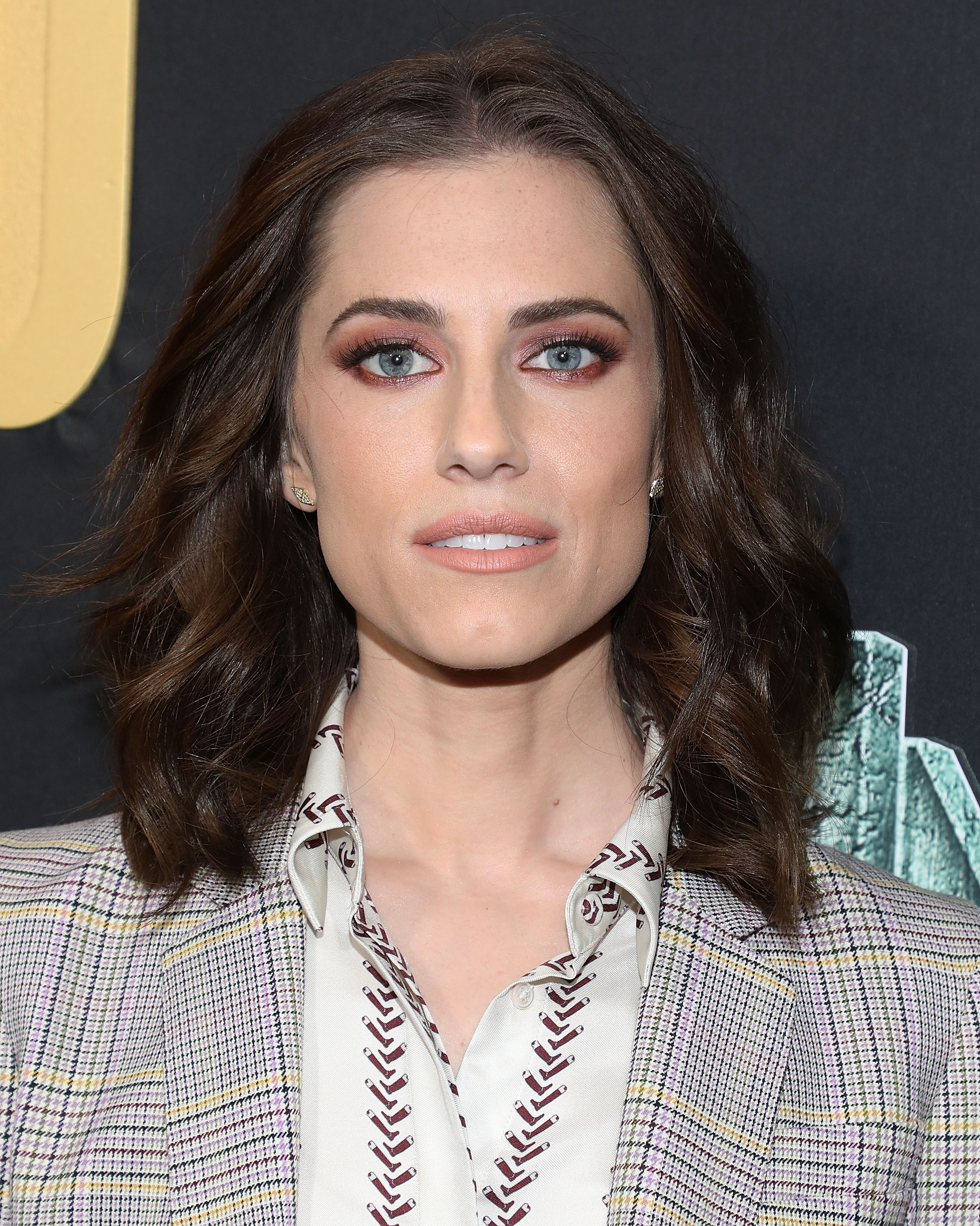 Celebrity Beauty Looks Allison Williams