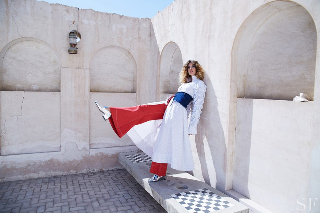 10 Homegrown Designers Who Are Helping Put the UAE on the Fashion Map