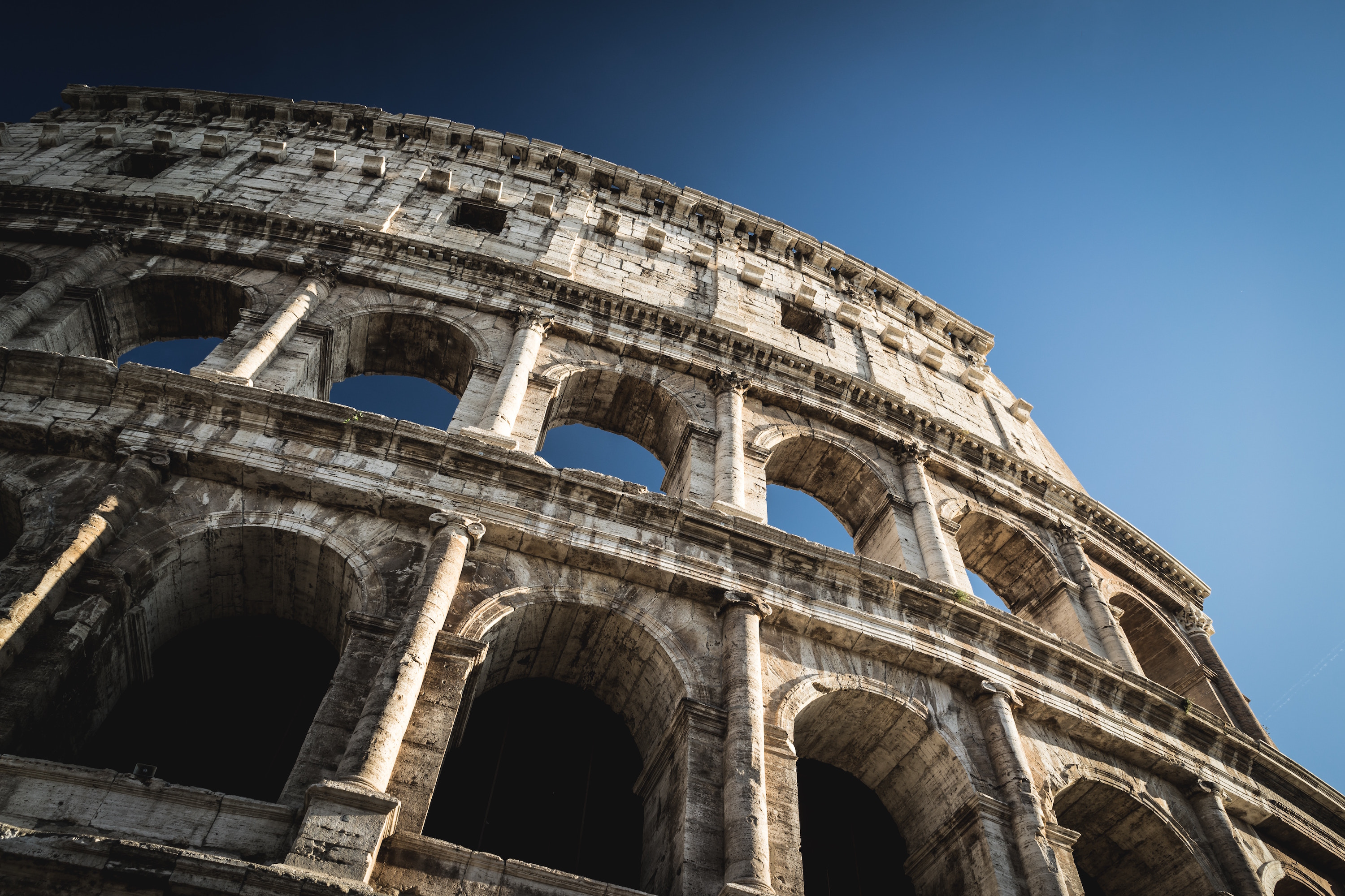 the colosseum rome patrick schneider unsplash