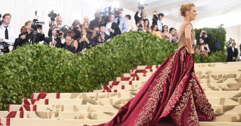Crowns, Trains, and Halos — The Saints and Sinners of the Met Gala