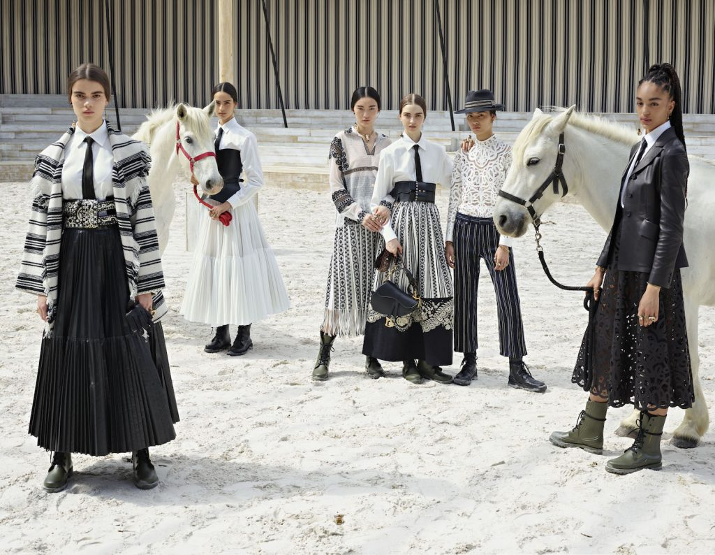 The (Impressive) Making of Dior's Incredible Cruise 2019 Collection