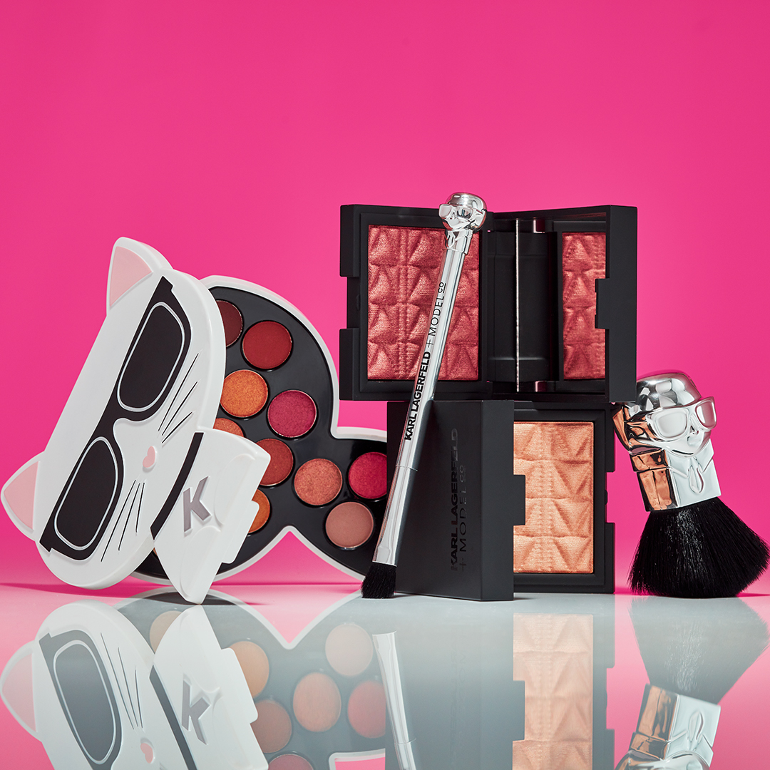 Karl Lagerfeld x ModelCo Makeup Collection