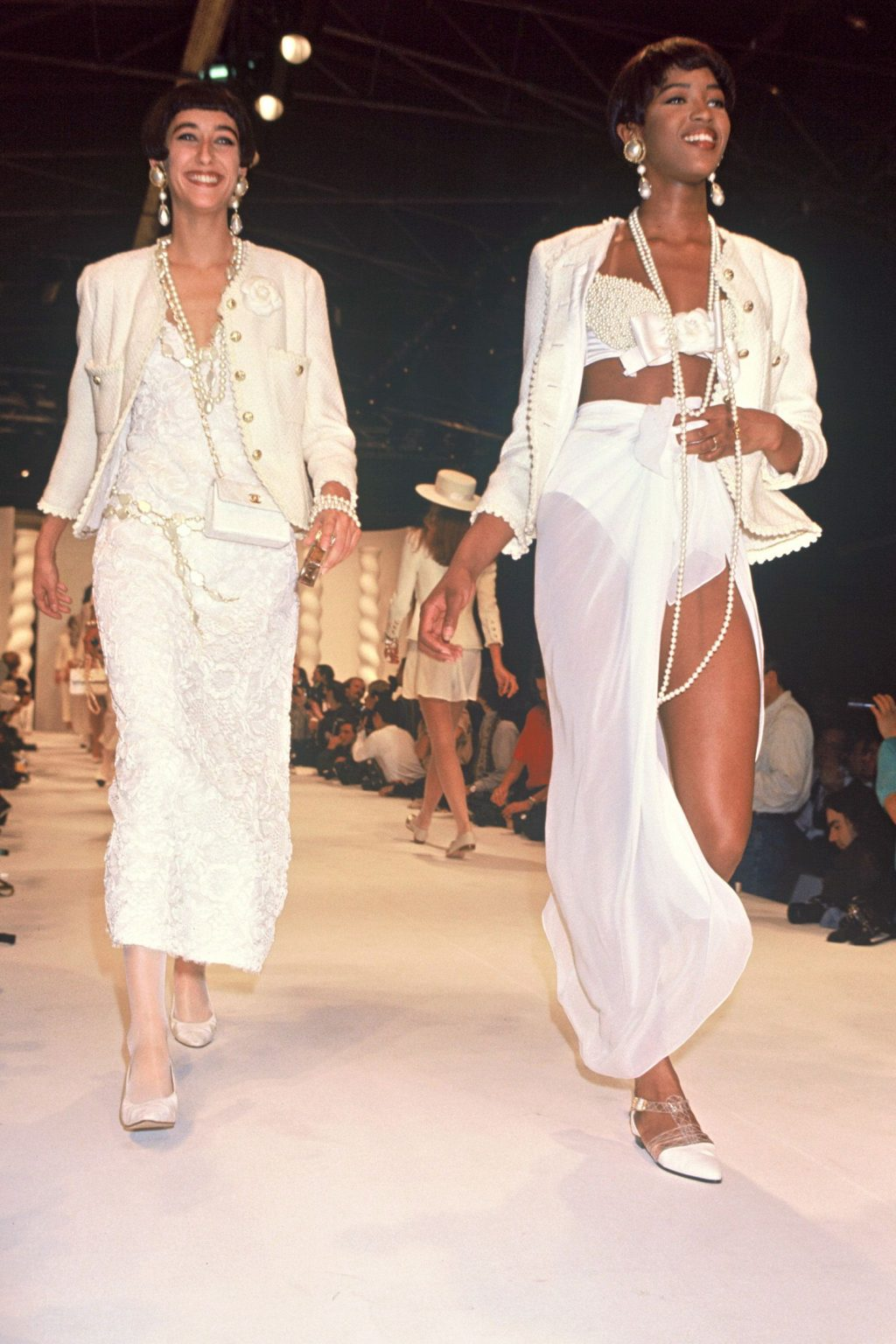 The Evolution of a Supermodel: Naomi Campbell