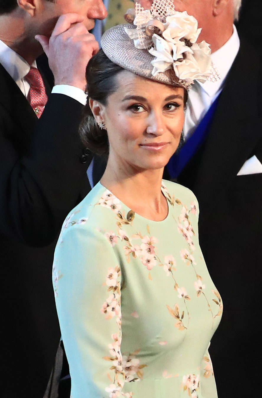 Royal Wedding Beauty Pippa Middleton