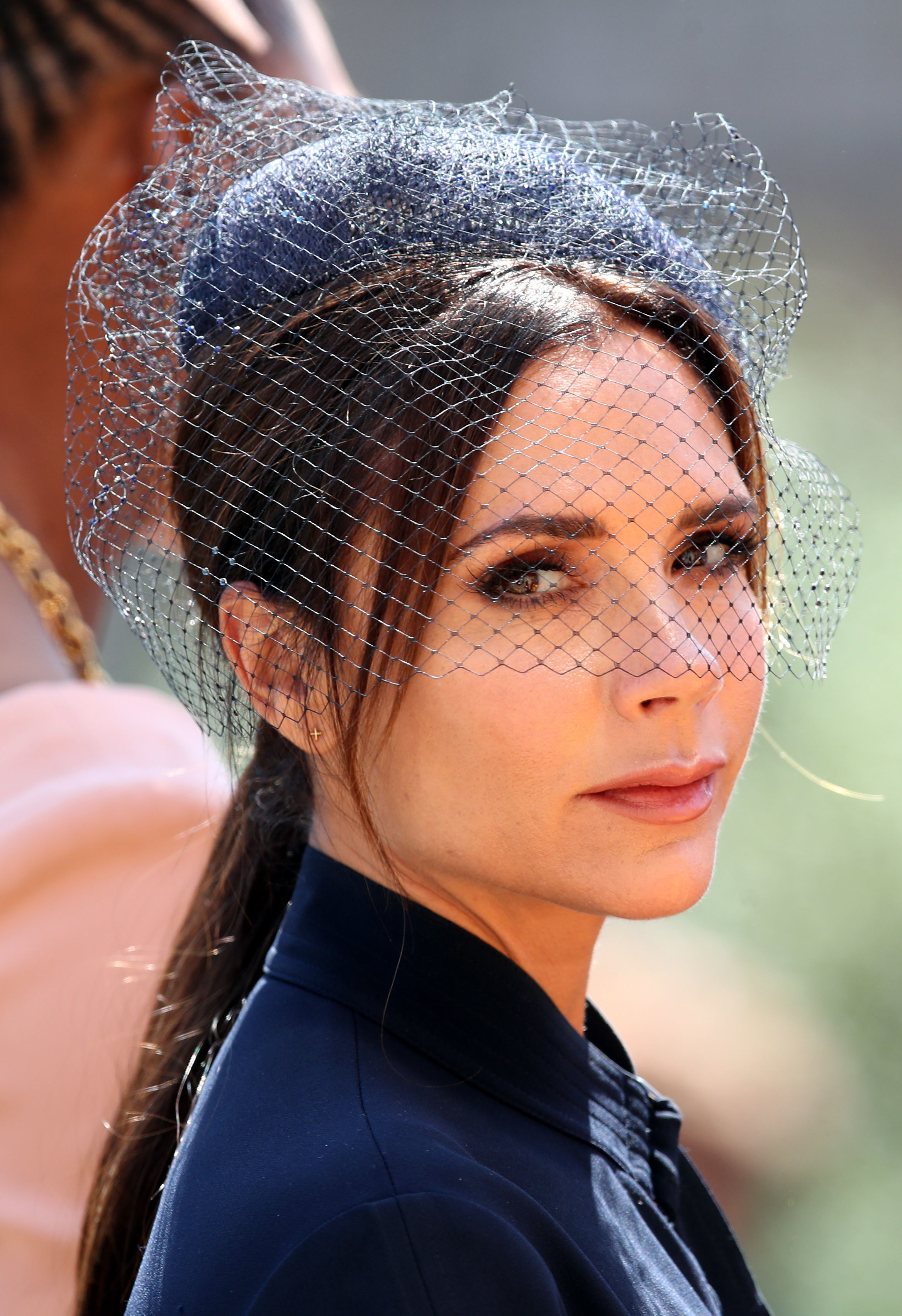 Royal Wedding Beauty Victoria Beckham