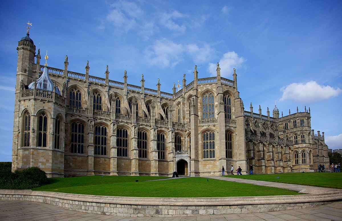 St. George's Chapel in Windsor