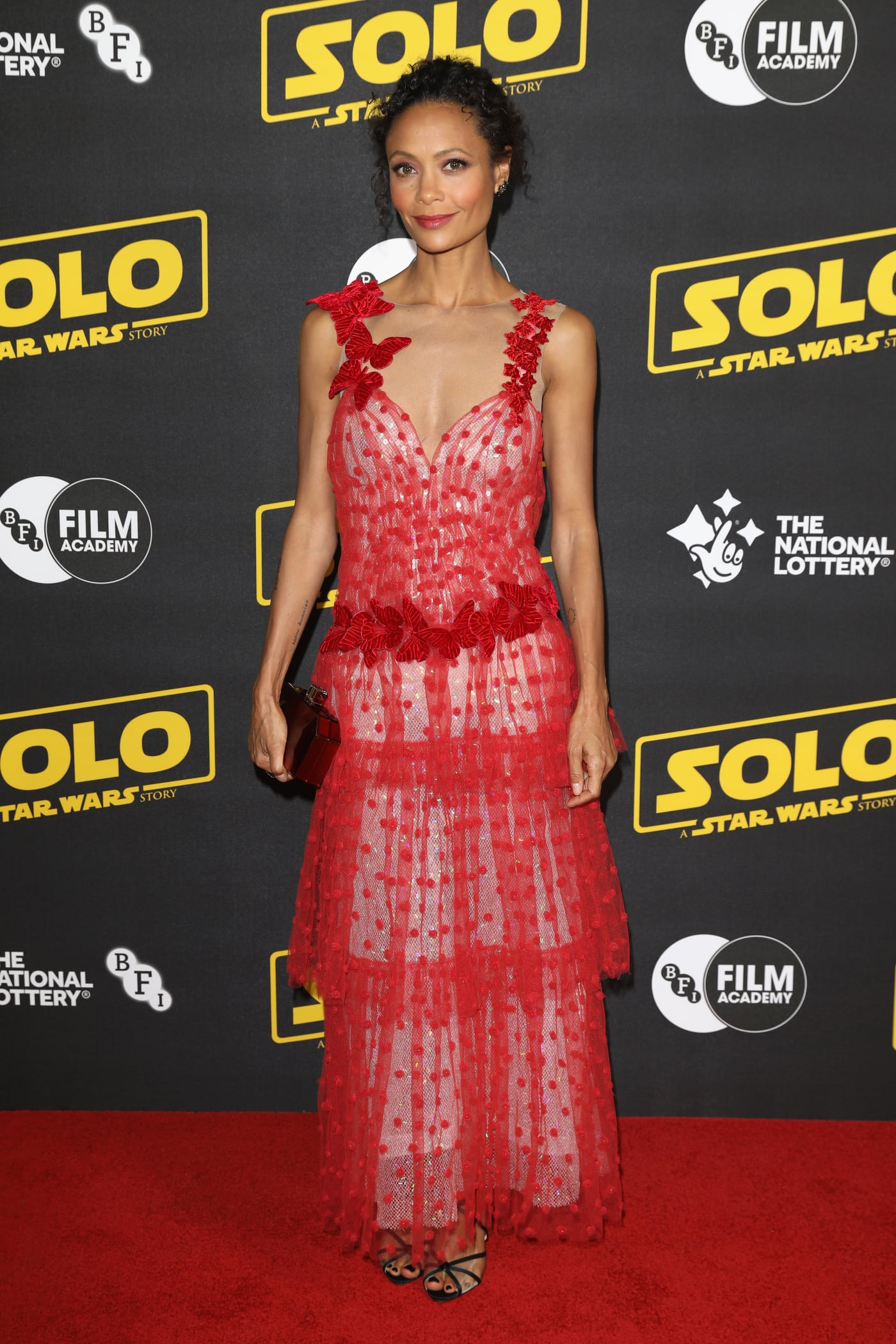 Thandie Newton in Vivienne Westwood
