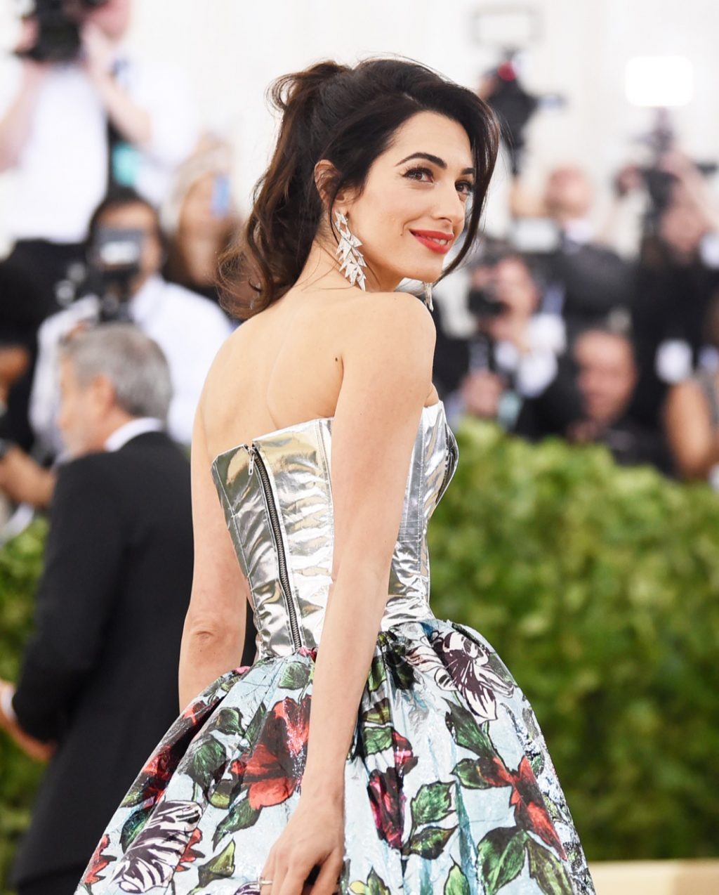 Remember When Amal Clooney Wore This on the Red Carpet?