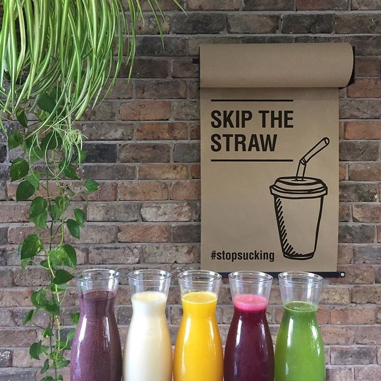 skip the straw movement