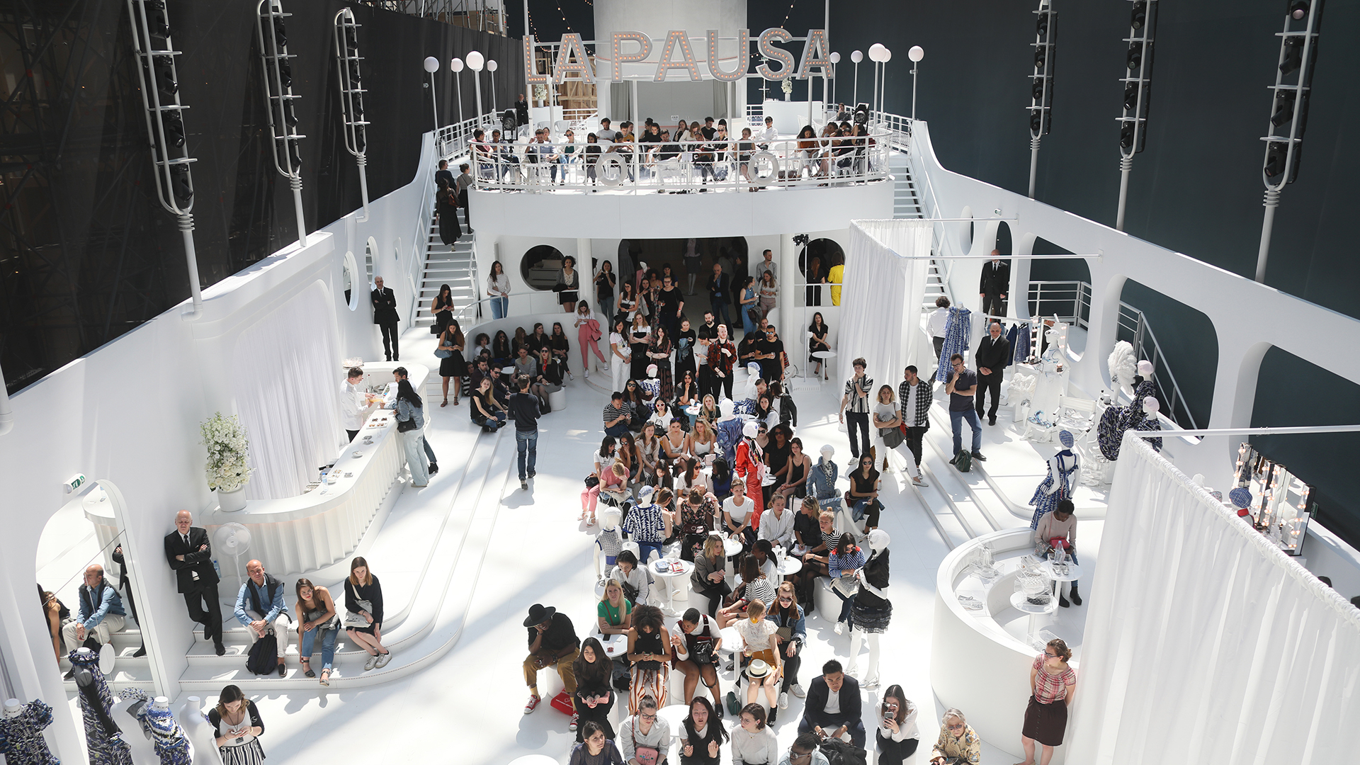 #ChanelGeneration Chanel invited 500 students to Cruise 2019