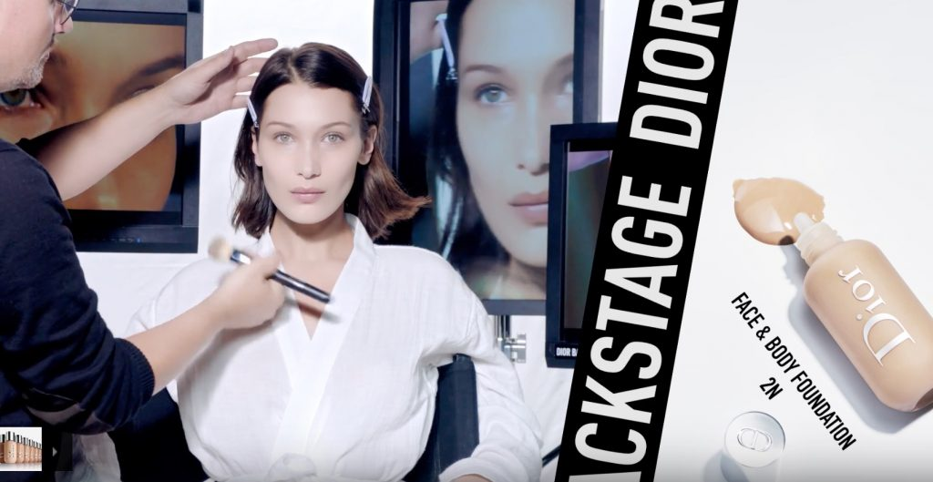 Bella Hadid And Peter Philips Reveal How To Get A Flawless