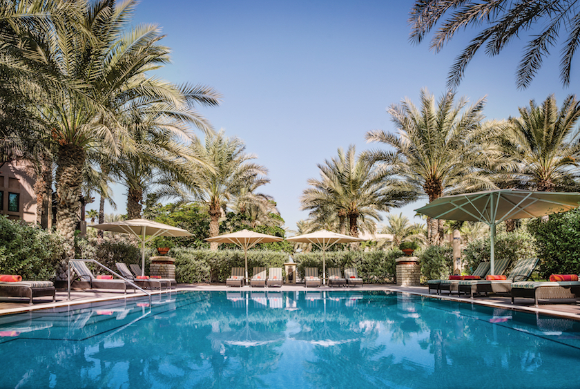 Dar Al Masyaf Private Pool