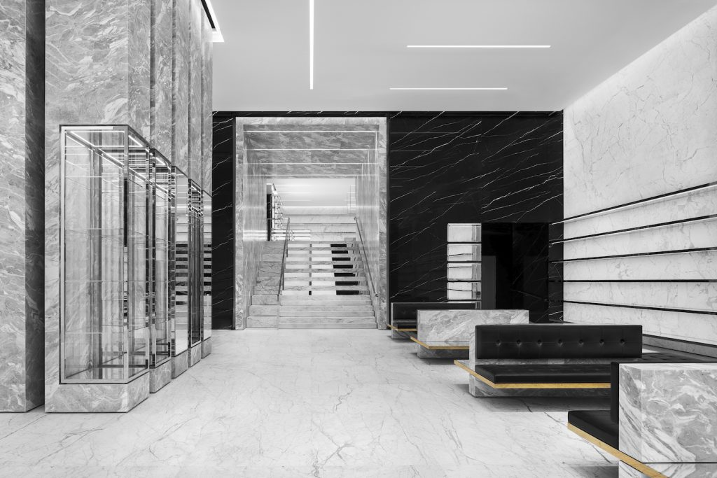 7f8deb25b01 Saint Laurent Debuts Its New Store in Dubai - Savoir Flair