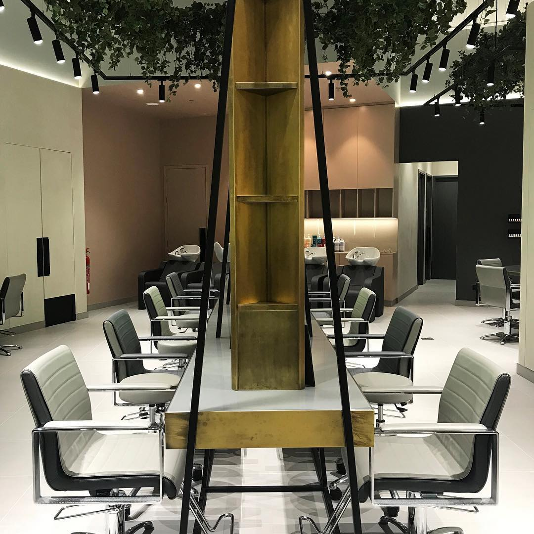 Trevor Sorbie Salon Dubai