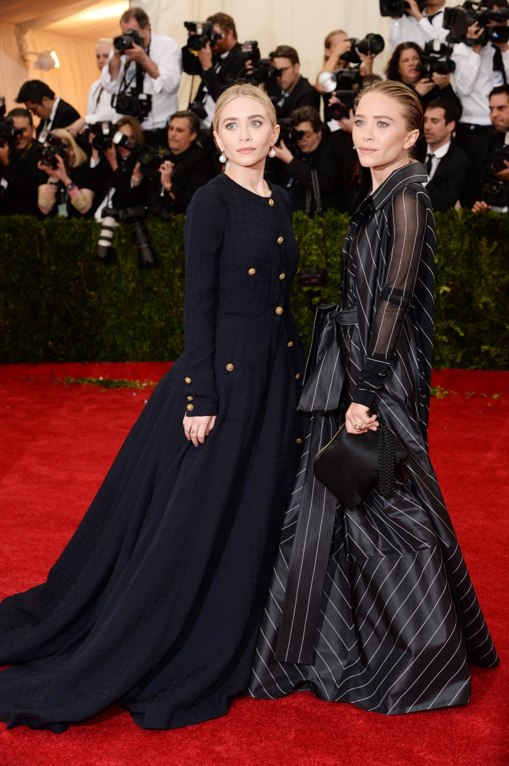 We Break Down the Olsen Twins' Style (Hint: There's Black Involved)