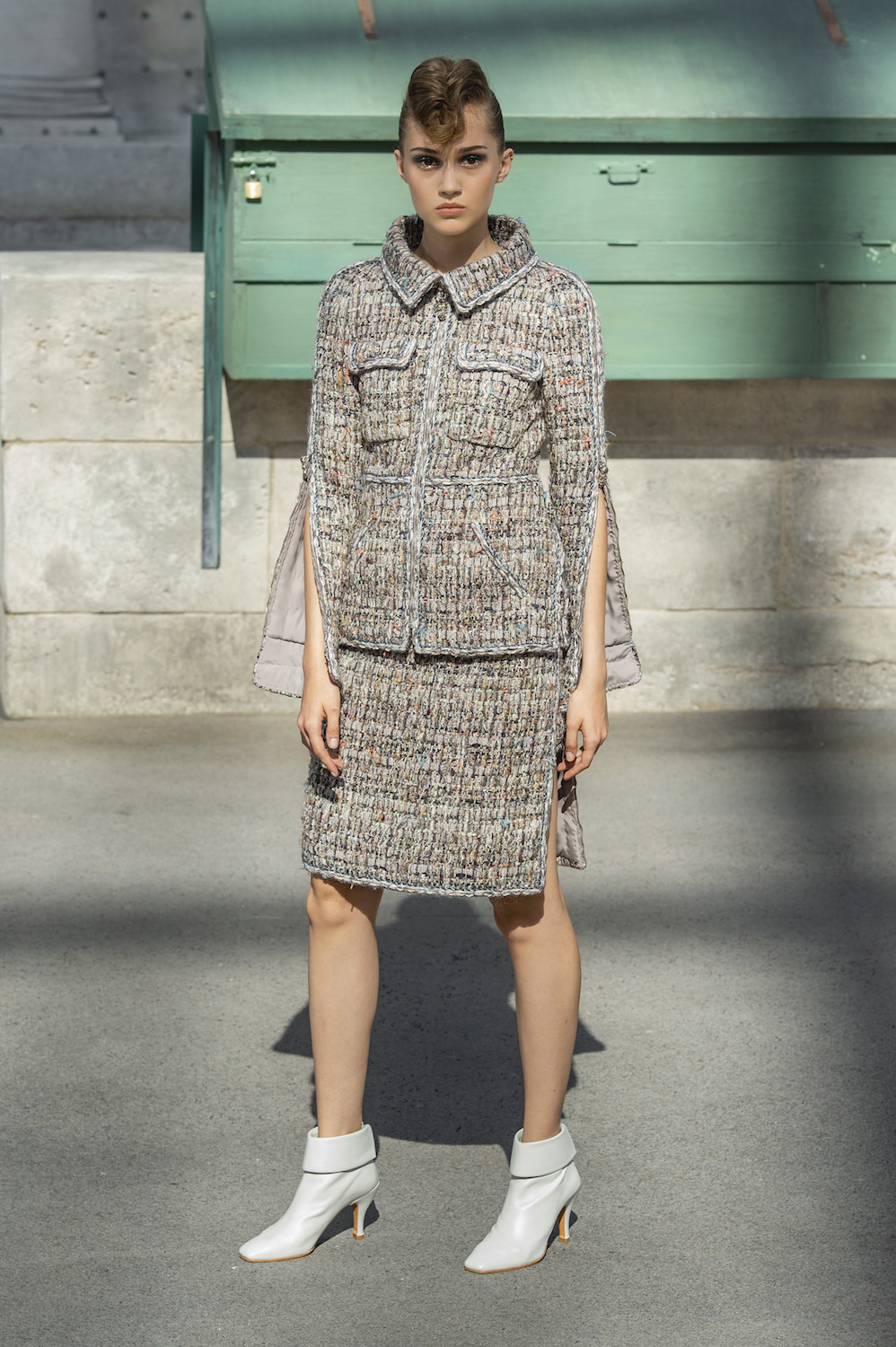 Chanel's Fully Realized Vision of Parisian Fashion Is a Sight to Behold