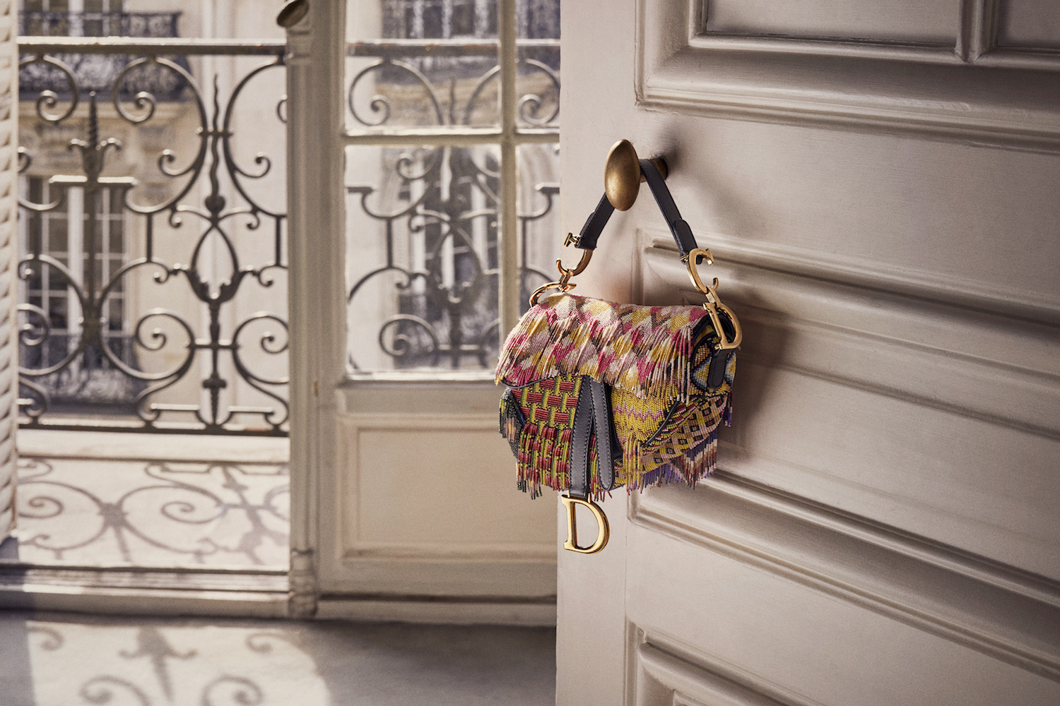 8053f0f95aa3 The Dior Saddle Bag Is Back, Baby. 10 OPEN GALLERY