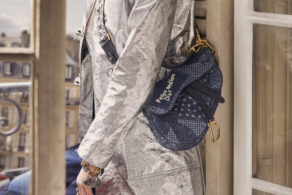 59183a197e78 The Dior Saddle Bag Is Back, Baby - Savoir Flair