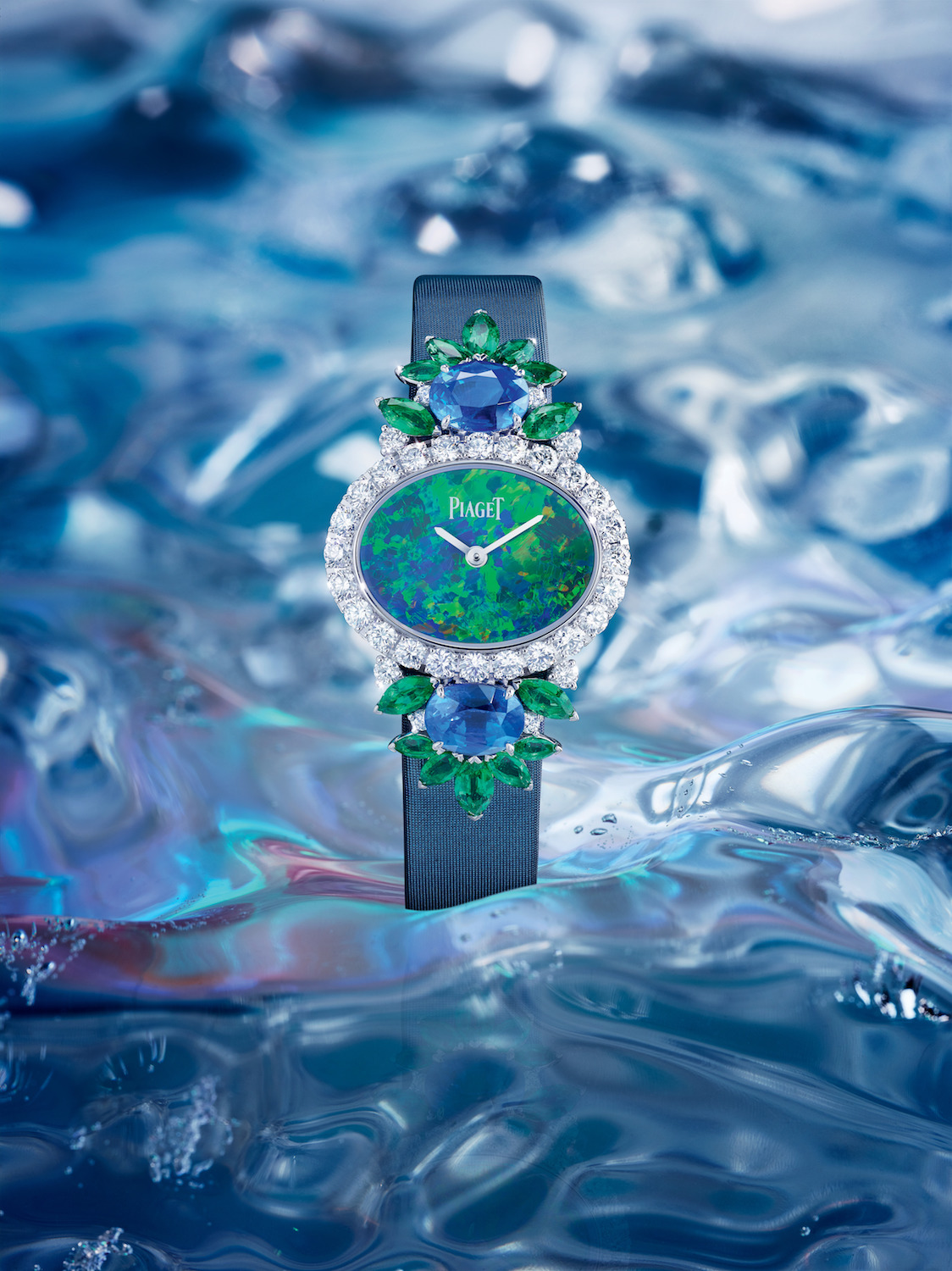Piaget 'Escape' high jewelry collection